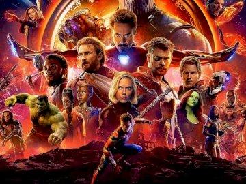 Avengers Infinity War - Avengers Infinity War.
