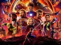 Avengers oneindige oorlog