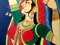 Arte indio, tradicional