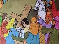 Jézus kereszte