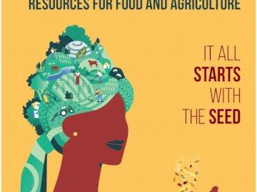 Todo comienza con la semilla - #Biodiversity = #LifeOnEarth La biodiversidad es como un rompecabezas, hermoso en su conjunto, pero