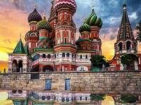 Ορθόδοξη Εκκλησία στη Μόσχα.