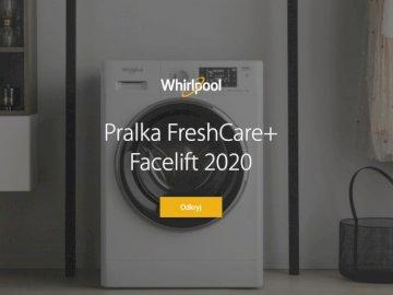 CreshCare + - Whirlpool neue FreshCare + Waschmaschinen.