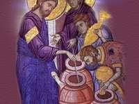 Miracles de Jésus - Alors que Jésus guérit, les miracles de Jésus.