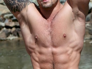 Nips and Pits - Nips and Pits belonging to one amazing gorgeous hunk.