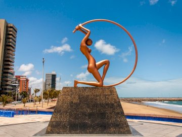 Fortaleza - Es uno de los símbolos de Fortaleza, CE. Un patrimonio histórico muy importante de la ciudad.