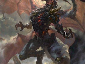 Dragon King: Bahamut - dsgfnvd bvhvdnbfenhjbfdyvhjd.