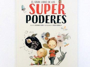 EL LIBRO DE LOS SÚPERPODERES - Personajes del libro de los súperpoderes.