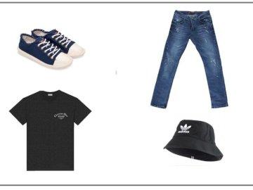 puzzle de vêtements - faire correspondre les bonnes paires.