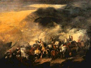 Bataille de Somosierra Michałowski - Bataille de Somosierra Piotr Michałowski.