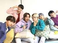 """NCT Dream """"Ridin '"""" Era"""