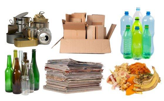 РЕЦИКЛАБНИ ОТПАДЪЦИ - Рециклируемите отпадъци са тези, които могат да бъдат оползотворени, трансформирани или използвани повторно (6×6)