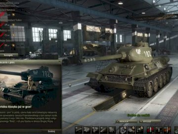 votivo vermelho - t 34 85 vermelho 102 mundo dos tanques.