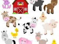 farm animals for kids