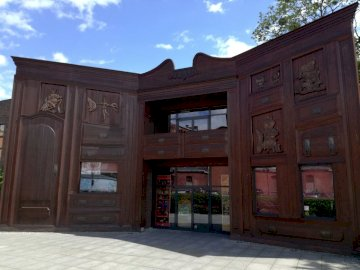 Teatr - Toruń - Teatr Baj Pomorski w Toruniu