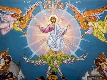 Wniebowstąpienie - Wniebowstąpienie Pana Jezusa