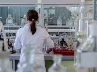 Kemiskt laboratorium