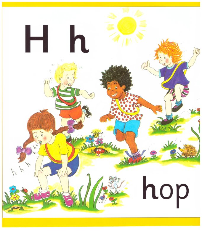 JOLLY PHONICS 'H' SOUND - Play Jigsaw Puzzle for free at Puzzle Factory