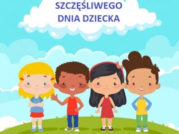 Children's Day - Children's Day. Puzzles for preschoolers.