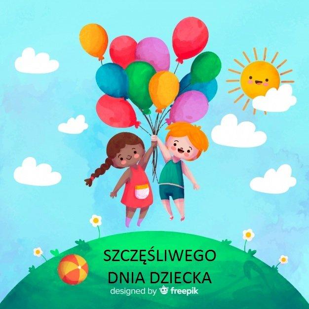 Dzień Dziecka - Dzień Dziecka. Dzień Dziecka. Puzzle dla przedszkolaków (6×6)