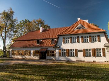 Muzeum Hymnu Narodowego w Będominie - Muzeum Hymnu Narodowego w Będominie miejsce gdzie urodził się generał Józef Wybicki - twórca h