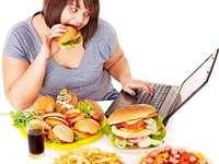 JUNK FOOD - WAS MAHLZEITEN FÜR SIE GESUND SIND, WEIL SIE KEIN SCRAP FOOD ESSEN