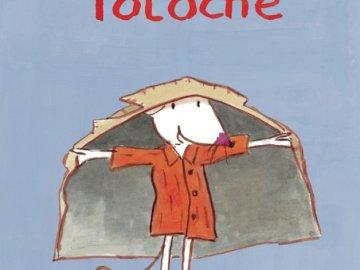 Totoche-couverture-livre - The cover of the book Totoche