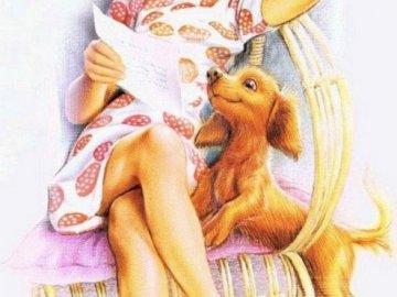Martynka 6 - A hero of children's literature.