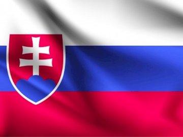 DRAPEAU SLOVAQUIE - Drapeau de la Slovaquie - nous rencontrons les pays