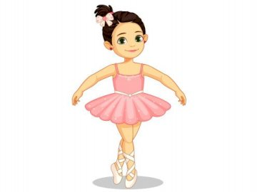 Ballet dancer - Ballet Dancer Puzzle.