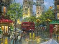Живописен Лондон.
