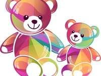 Ours coloré - :) :) :) :) :) :) :) :) :)