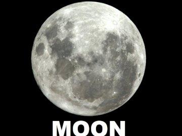 Mondpuzzle - Mondpuzzle. Themen: Sonnensystem