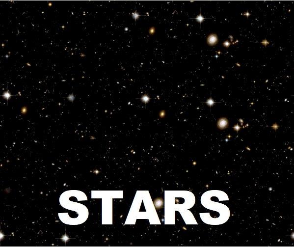 Puzzle étoiles - Stars puzzle Topics: Système solaire