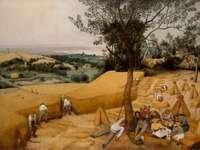 Bruegel - The Harvesters