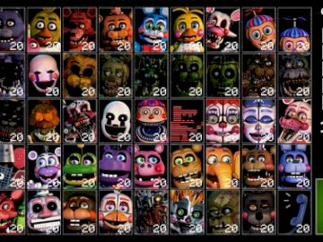 Ultimate Custom Night - Ultimate Custom Night