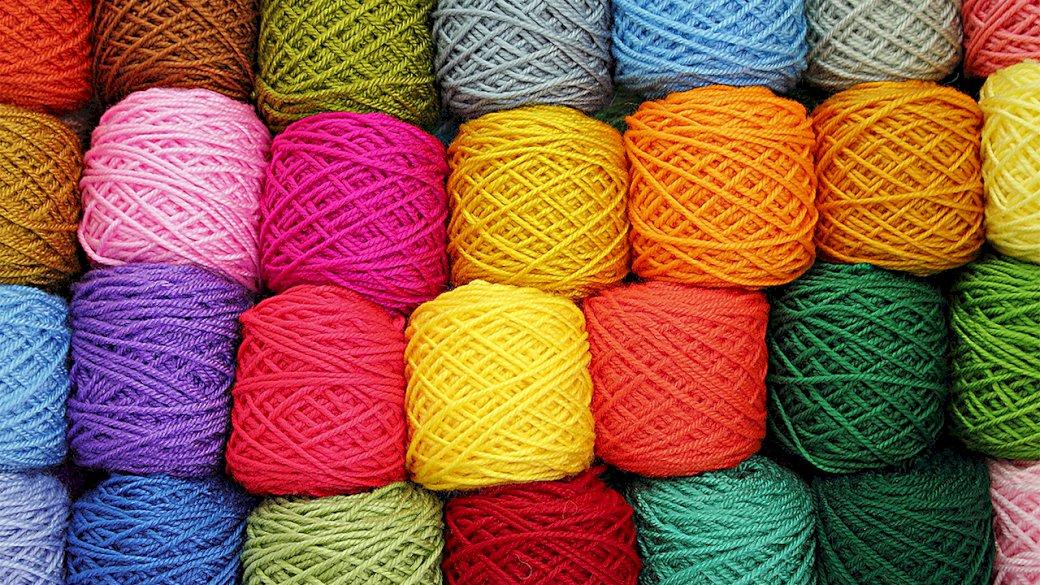 gekleurde garens - leuke puzzels zeer expressief kleurrijk zijn goed geregeld het beste entertainment voor verveling (5×5)