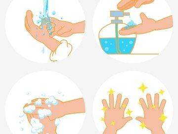 lavaggio delle mani - IMPORTANZA DEL LAVAGGIO A MANO