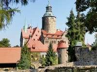 замък в Судетите