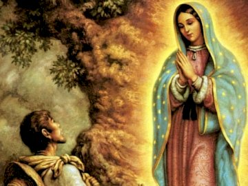 Mary of Guadalupe - Mary of Guadalupe for children
