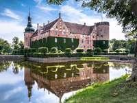 Швеция - дворец