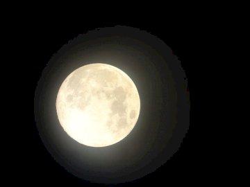 Luna piena - immagine di luna piena