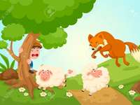 Peter a vlk