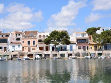 Häuser in Porto Colom Mallorca - Häuser in Porto Colom Mallorca