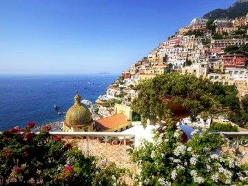 Italie - l'une des plus belles villes - Une belle ville italienne
