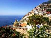 Włochy-jedno z piekniejszych miast - Piękne miasto włoskie
