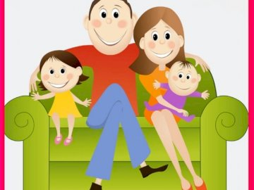 HAPPY FAMILY - SEE HOW HAPPY A FAMILY CAN BE