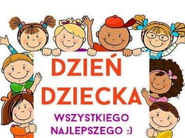Dzień Dziecka kl. I a - Ułóż puzzle z okazji Dnia Dziecka.