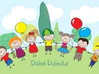 Radosnego Dnia Dziecka
