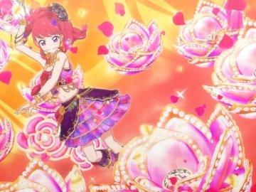 Fever Blossom Amore - Sangria Rosa品牌的狂熱魅力秀。服裝:Señorita Scheherazade Coord。